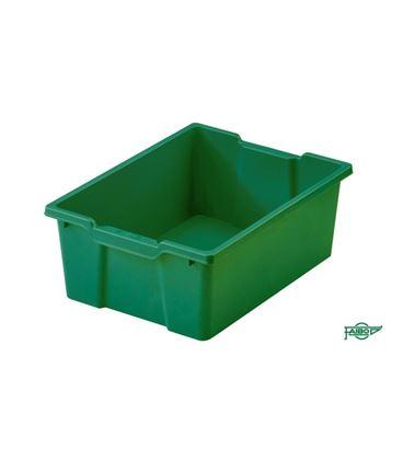 Cubeta grande sin tapa verde faibo 785-04 - 785-04