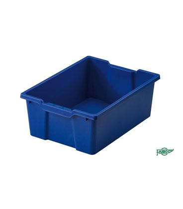Cubeta grande de 45cms sin tapa azul faibo 785-07 - 785-07