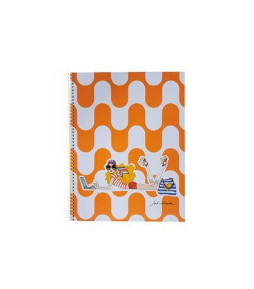 Cuaderno a4 5x5 140h 70grs ipanema jl miquel 47300 - 34965