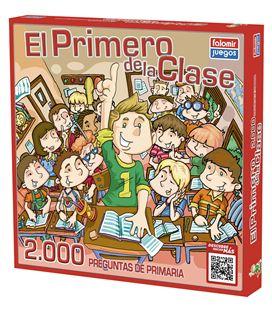 Juego educativo el primero de la clase 2000 falomir 1720