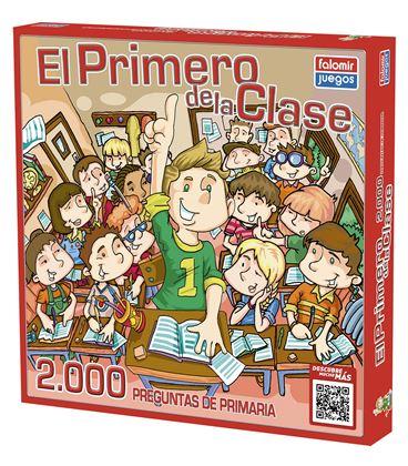 Juego educativo el primero de la clase 2000 falomir 1720 - 01720