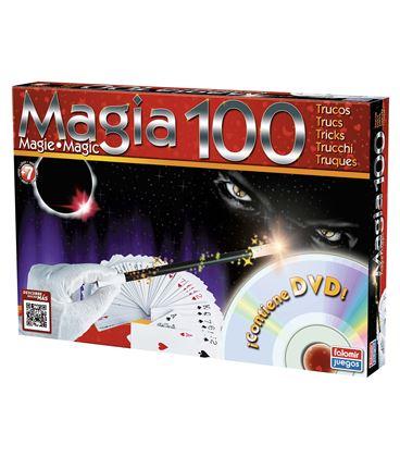 Juego educativo magia 100 trucos dvd falomir 1060 - 01060