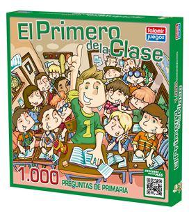 Juego educativo el primero de la clase 1000 falomir 1710