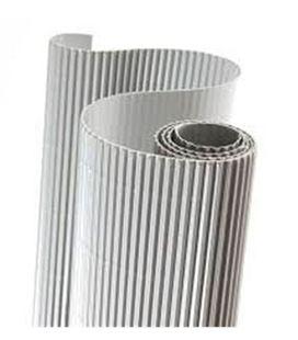 Carton ondulado 50x70cm gris 5u. sadipal 05912 - 113856
