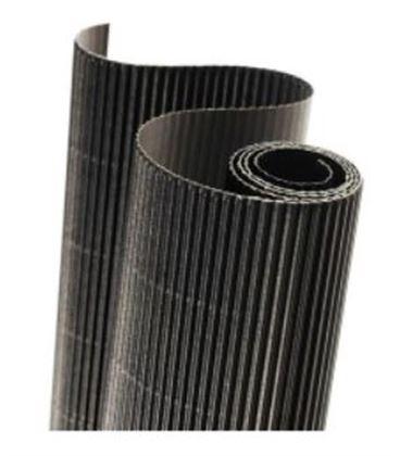 Carton ondulado 50x70cm negro 5u. sadipal 05913 - 113857