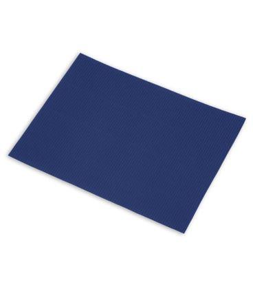 Carton ondulado 50x70cm azul fuerte 5u. sadipal 05824 - 113866