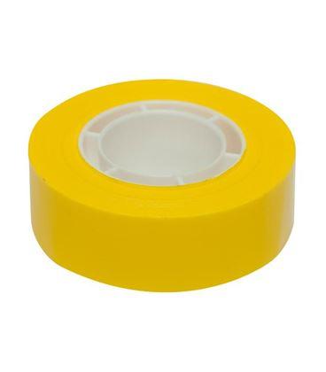 Cinta adhesiva 19mmx33m amarilla apli 12274 - 200229