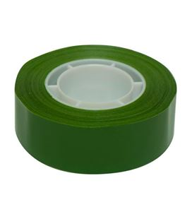 Cinta adhesiva 19mmx33m verde apli 12275