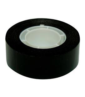 Cinta adhesiva 19mmx33m negro apli 12276
