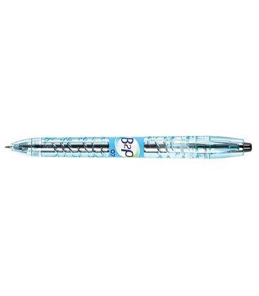 Boligrafolio boli 07 negro retractil ball pen b2p pilot bl-b2p-7-b-bg 377440 - PIBLB2P7B