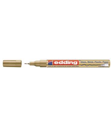 Rotulador 780 paint marker metal oro edding 780-53 - 191255
