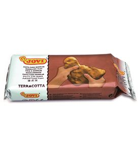 Pasta modelar 1000grs marron terracota jovi 89 000550