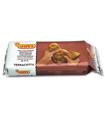 Pasta modelar 1000grs marron terracota jovi 89 000550 - 111846