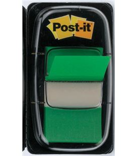 Marcapaginas verde 50uds post-it 680-3
