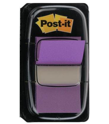 Dispensador 50 index 1. violeta post-it 3m 680-8 - 170165