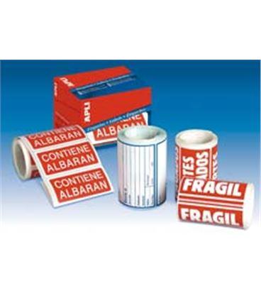 Etiquetas adhesivas rollo envio 82x100 200uds apli 324 - AP00324