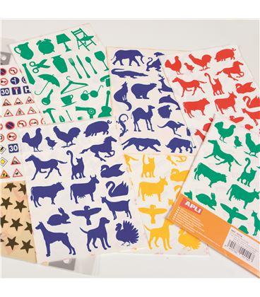 Gomet bolsa objetos casa colores 12h apli 10117 - 112392