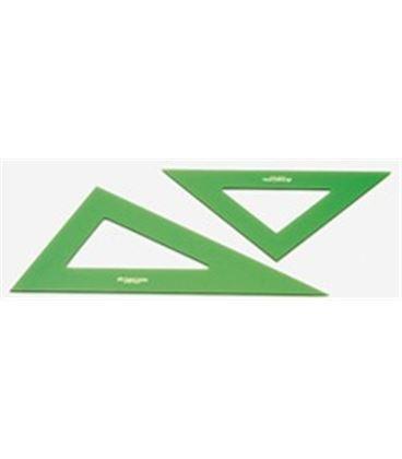 Escuadra 28cms verde faber castell 566-28 - FC56628