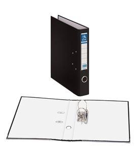 Archivador palanca folio 45mm negro archicolor dohe 09415