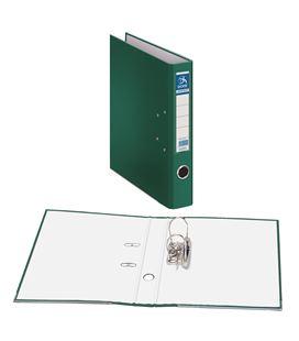 Archivador palanca folio 45mm verde archicolor dohe 09413