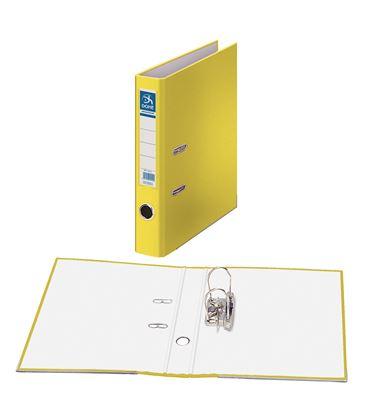 Archivador palanca folio 45mm amarillo archicolor dohe 09414 - 09414