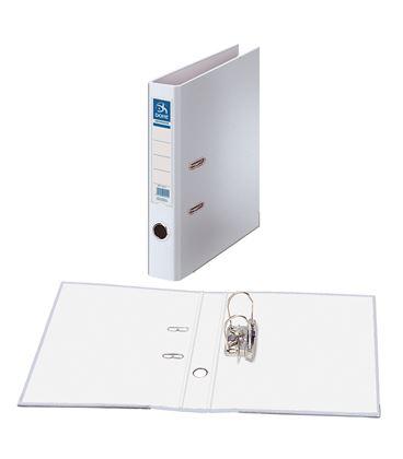 Archivador palanca folio 45mm blanco archicolor dohe 09483 - 09483