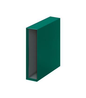 Cajetin archivador palanca folio verde archicolor dohe 090826 - 09082