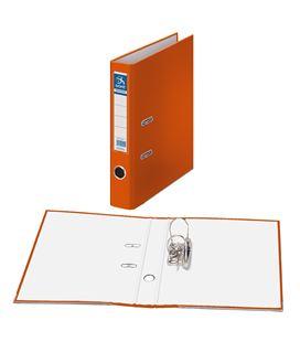 Archivador palanca folio 45mm naranja archicolor dohe 90127