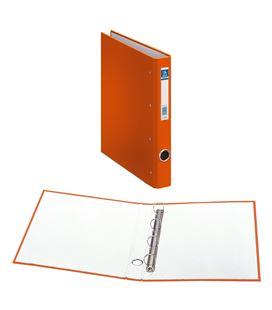 Carpeta 4 anillas folio 25mm carton folio. ofi. naran. dohe 09672