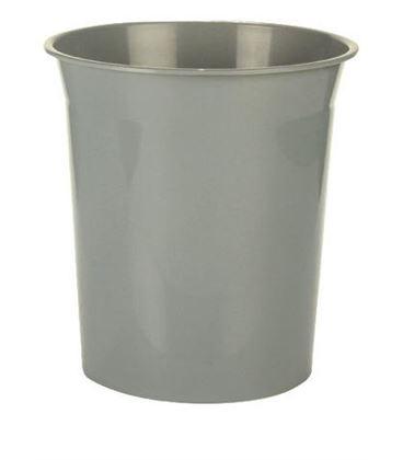 Papelera 14l gris opaco archivo 2000 2002 gs - 150329