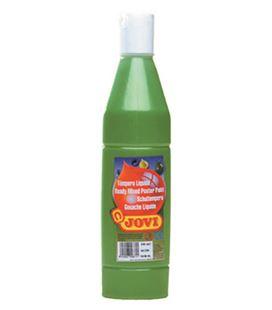 Tempera liquida 500ml verde claro jovi 003704 506/17