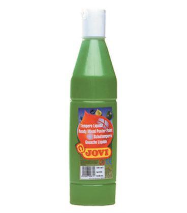 Tempera liquida 500ml verde claro jovi 003704 506/17 - 111528