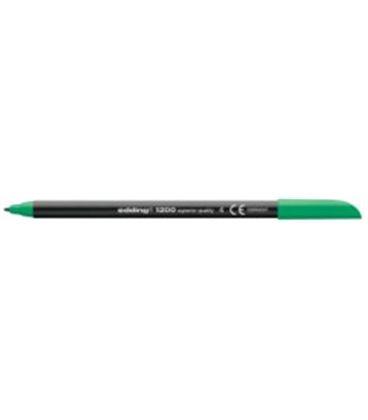 Rotulador verde nº4 edding 1200-04 03324 43248 - ED120004