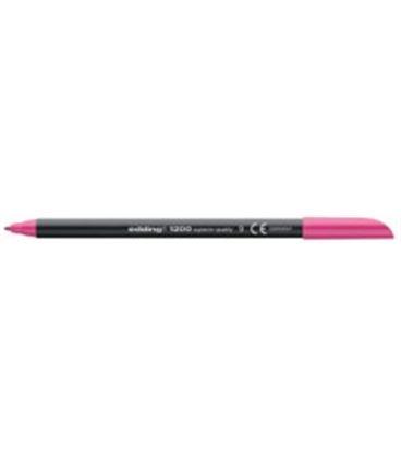 Rotulador rosa edding 1200-09 - ED120009
