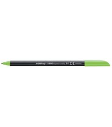 Rotulador verde neon edding 1200-64 82834 82831 - ED120064