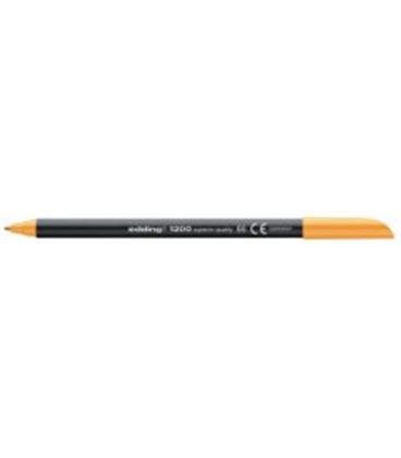 Rotulador naranja neon edding 1200-66 - ED120066