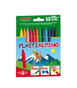 Pintura de cera plastialpino c.12 alpino pa000012 578451