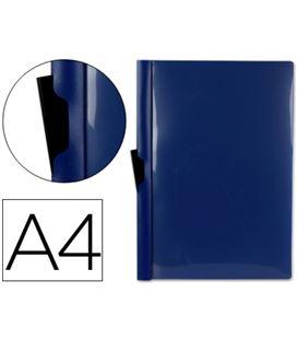 Dossier pinza pp a4 30hj azul liderpapel dp03 20070 - 20070