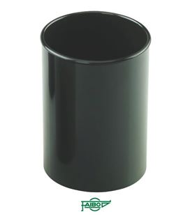 Portalapices plastico negro 78mmx10cm faibo 250-02 - 205-02