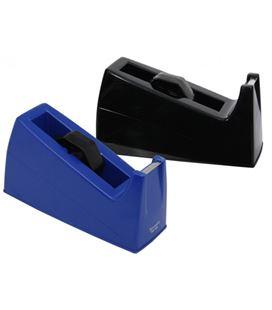 Portarollo sobremesa negro y azul 66m/33mts bismark 317108