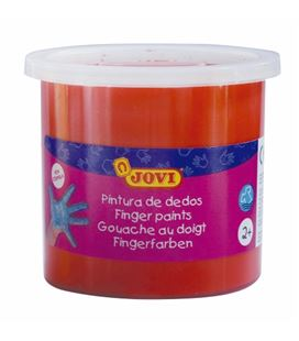 Pintura dedos 125ml bermellon jovi 560/07 81091-7 - ART560_07