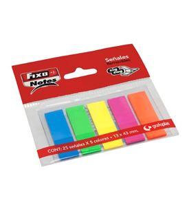 Nota adhesiva posit marcapagina neon 5 colores grafolioplas 65006380