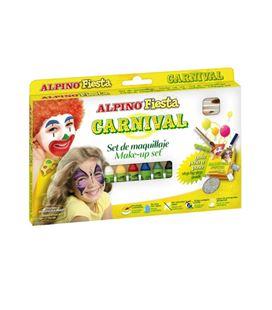 Maquillaje carnaval alpino dl000008