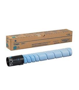 Toner laser cyan tn-216c konica minolta - 37023