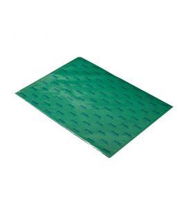 Papel seda 51cmsx76cms 25h verde fuerte sadipal 11162