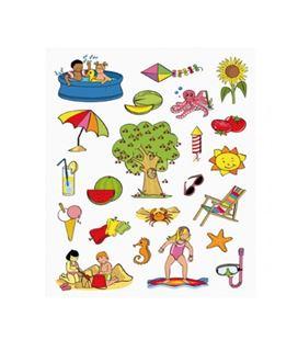 Gomet bolsa el verano 12h removible apli 11623 - 11623
