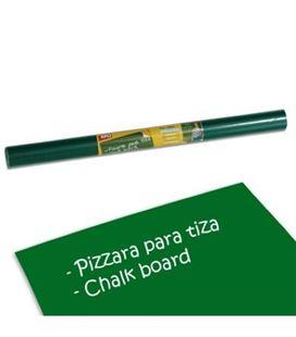 Pizarra verde adhesiva 0,45x2mts apli 10962 - 10962