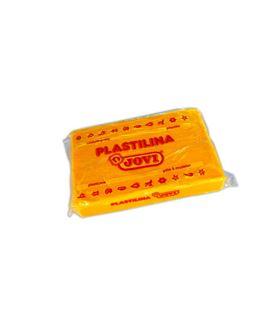 Plastilina 350 grs amarilla oscuro jovi 72/03