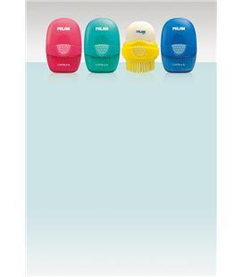 Goma de borrar eraser&brush capsule milan 4900116 044123
