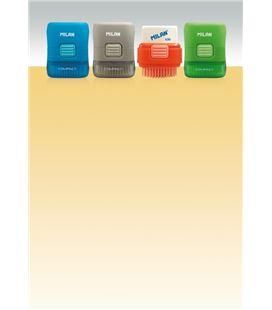 Goma de borrar eraser&brush compact milan 046394 4901116